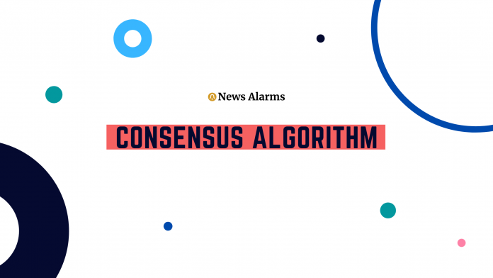 What is Consensus Algorithm It's application, types and how it works