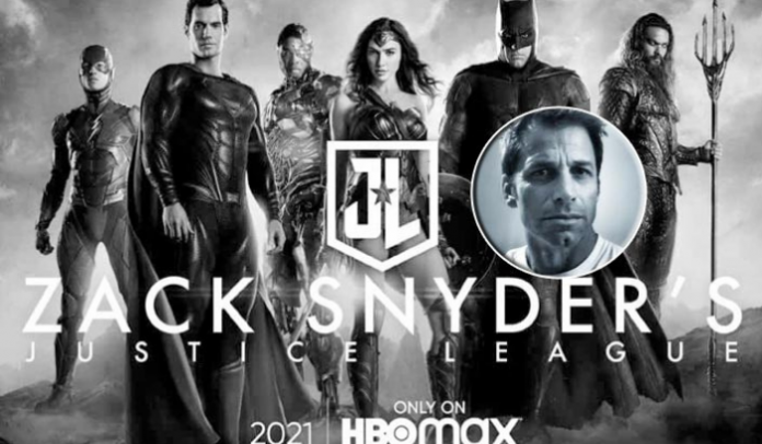 Justice League Snyder Cut Zack Snyder to shoot more scenes in October