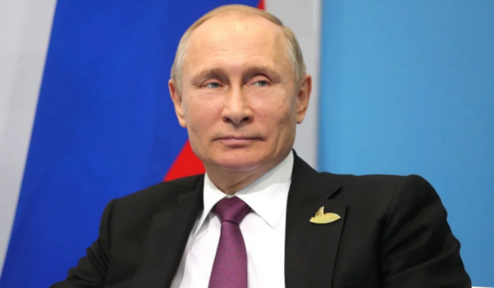 Putin accused the United States of creating Russian hypersonic weapons