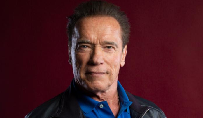 Arnold Schwarzenegger gets personal on twitter