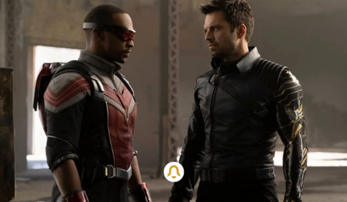 Anthony Mackie's routine for The Falcon and the Winter Soldier