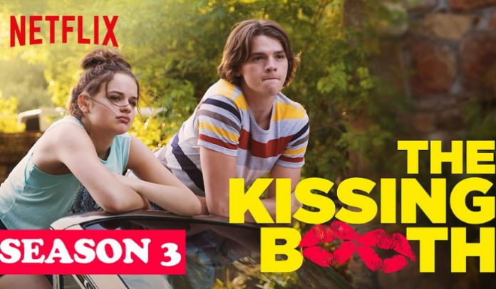 Kissing Booth 3 Netflix Release Date, Cast, Trailer, Plot and all you need to know